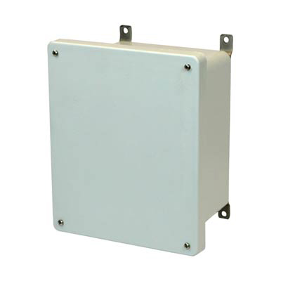 Allied Moulded AM1084 Fiberglass Wall Mount Enclosures