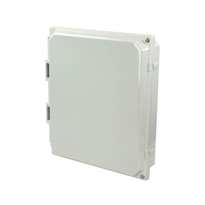 "Allied Moulded 12x10"" Polycarbonate HMI Cover Kit for Enclosures | AMHMI120HTP"