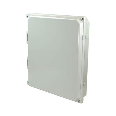 "Allied Moulded 14x12"" Polycarbonate HMI Cover Kit for Enclosures 
