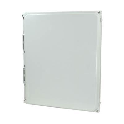 "Allied Moulded 20x16"" Polycarbonate HMI Cover Kit for Enclosures   AMHMI206HTP"