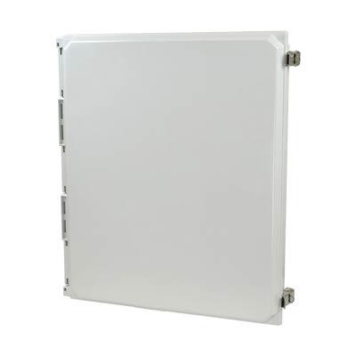 """Allied Moulded 20x16"""" Polycarbonate HMI Cover Kit for Enclosures   AMHMI206L"""