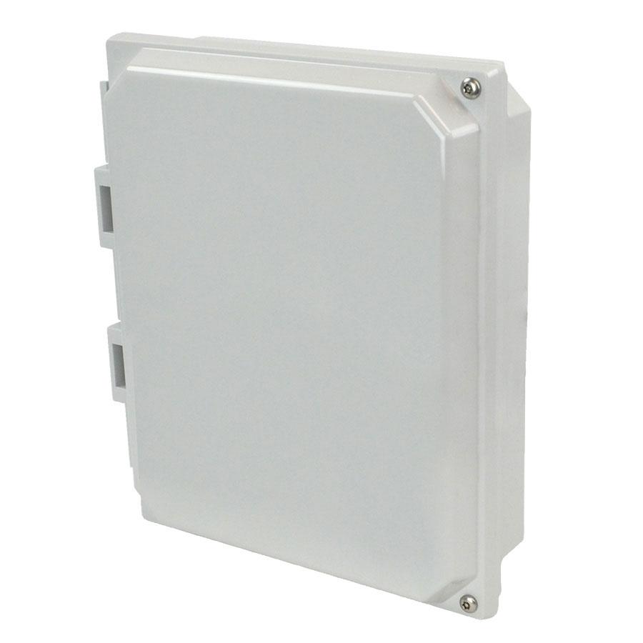 "Allied Moulded 8x6"" Polycarbonate HMI Cover Kit for Enclosures   AMHMI86HTP"