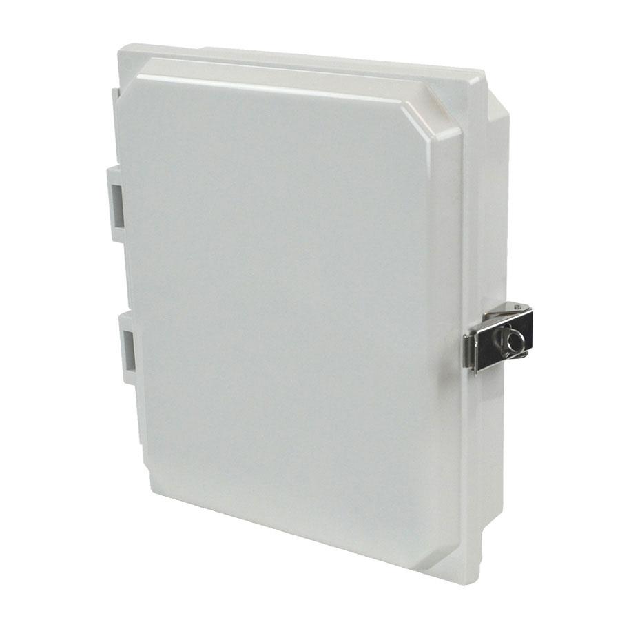 """Allied Moulded 8x6"""" Polycarbonate HMI Cover Kit for Enclosures   AMHMI86L"""