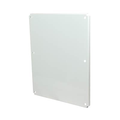 Allied Moulded P2420 Enclosure Back Panel