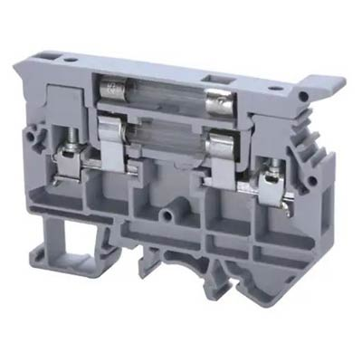 Altech CAFL4U(N) Single Level Fuse Terminal Block