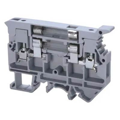 Altech CAFL4U Single Level Fuse Terminal Block