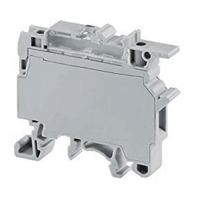 Altech CF4U/BU Single Level Fuse Terminal Block