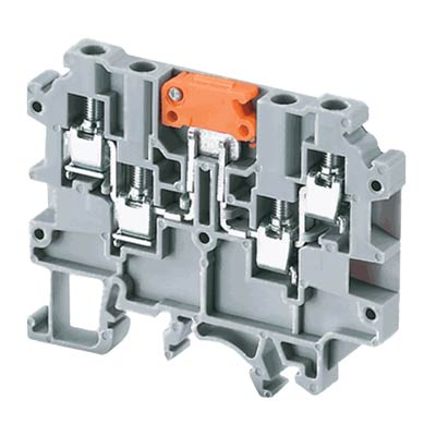 Altech CKT4U/4 Blade Disconnect & Terminal Block