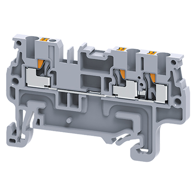 Altech CP1.5/3/O Feed-Through Terminal Block