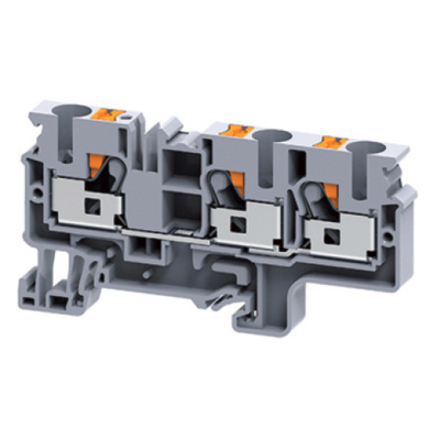 Altech CP6/10/3/W Feed-Through Terminal Block