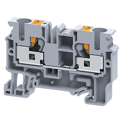 Altech CP6/10/BU Feed-Through Terminal Block