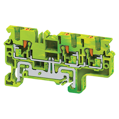 Altech CPG4/3 Feed-Through Terminal Block