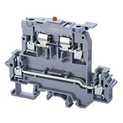Altech DDFL4U(E)/110 Double Level Fuse Terminal Block