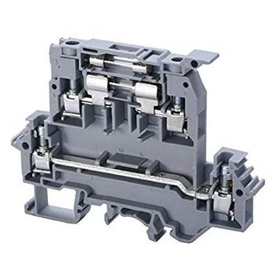 Altech DDFL4U Double Level Fuse Terminal Block
