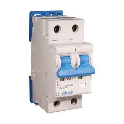 Altech 2BU05R Miniature Circuit Breaker