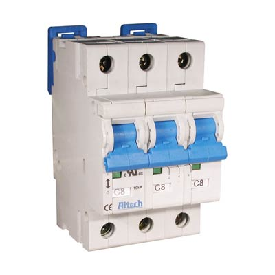 Altech 3BU05R Miniature Circuit Breaker