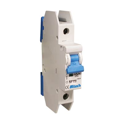 Altech 1CU02L Miniature Circuit Breaker