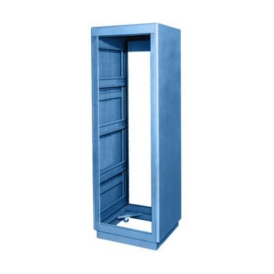 Bud Industries 60-2301-RB Rack Cabinet
