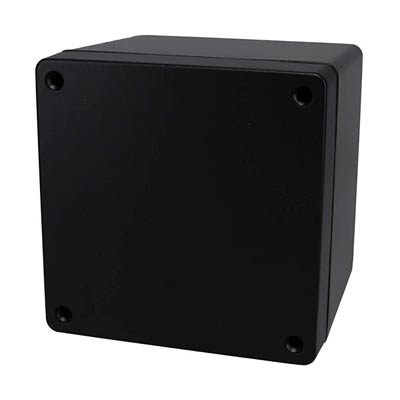 Bud Industries AN-1310-AB Aluminum Enclosure