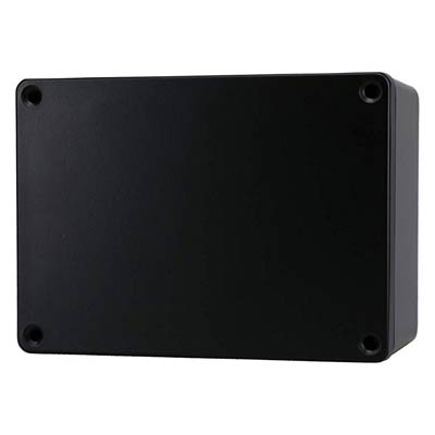 Bud Industries AN-1314-AB Aluminum Enclosure