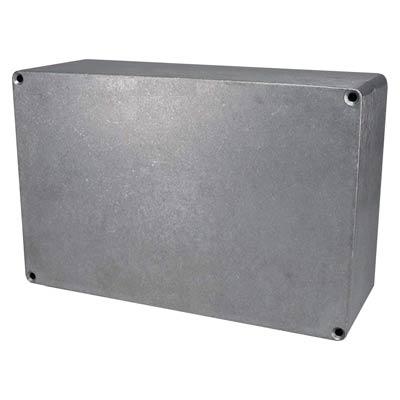 Bud Industries AN-1323-A Aluminum Enclosure