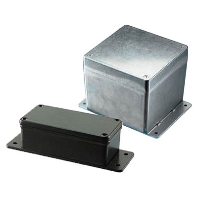 Bud AN-2802-A Aluminum Enclosure