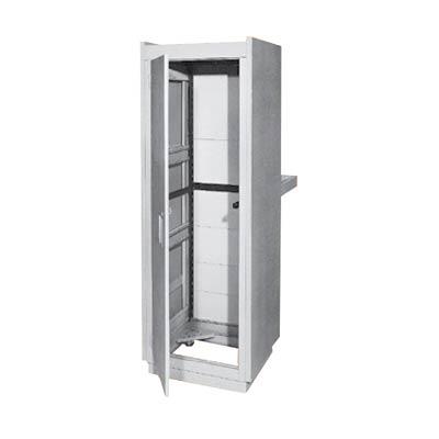 Bud Industries E-2011-GT Rack Cabinet