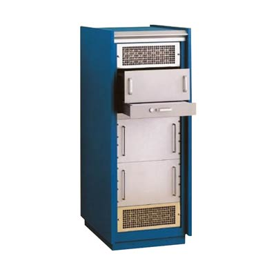 Bud Industries E-2011-RB Rack Cabinet