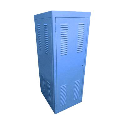 Bud Industries ER-16521-RB Rack Cabinet