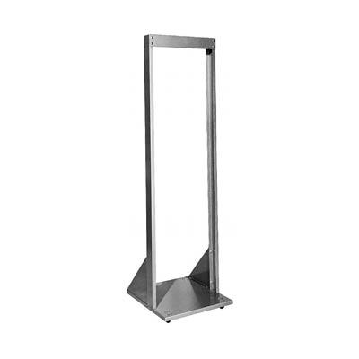 Bud Industries RR-1366-MG Open Frame Rack