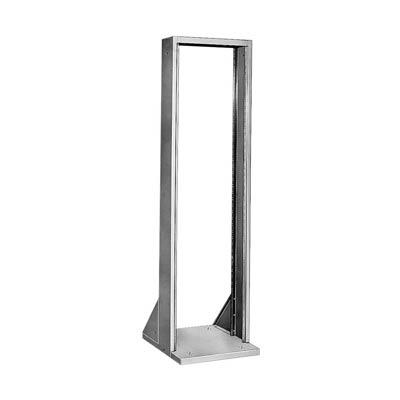 Bud Industries RR-1368-MG Open Frame Rack