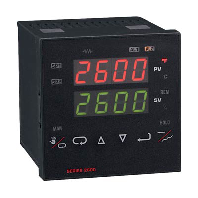 Dwyer 26130, 1/4 DIN Temperature Process Controller