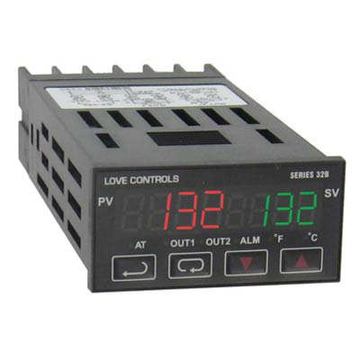 Dwyer 32B-23, 1/32 DIN Temperature Process Controller