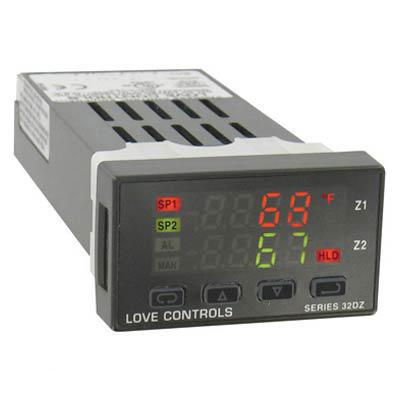 Dwyer 32DZ1111, 1/32 DIN Temperature Process Controller