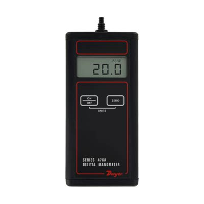 Dwyer 476A-0 Digital Manometer