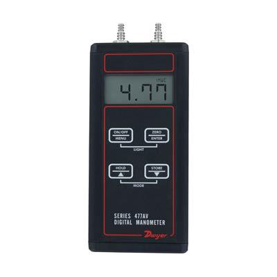 Dwyer 477AV-0 Digital Manometer