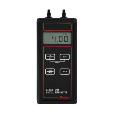 Dwyer 478A-0 Digital Manometer