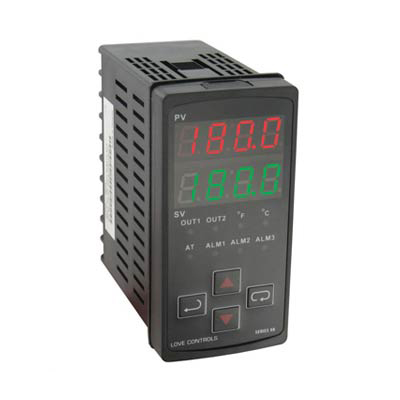 Dwyer 8B-23, 1/8 DIN Temperature Process Controller