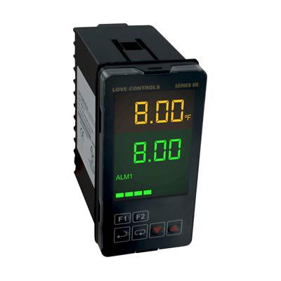 Dwyer 8G-33-32, 1/8 DIN Temperature Process Controller