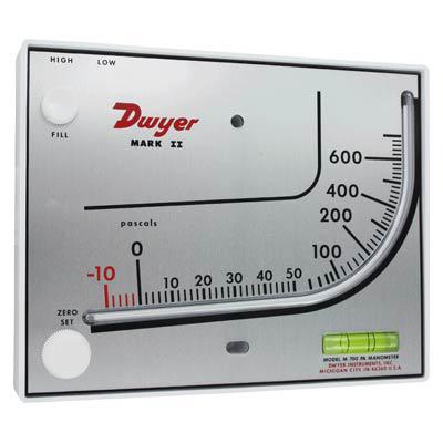 Dwyer Mark II M-700PA Manometer