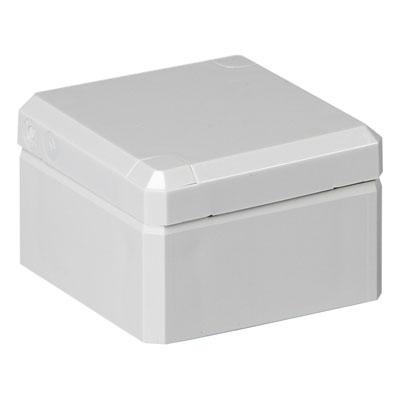 Ensto DPCP050504G.U Polycarbonate Electronic Enclosure w/Solid Cover