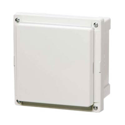 Fibox AR10106SC Polycarbonate Electrical Enclosure w/Solid Cover