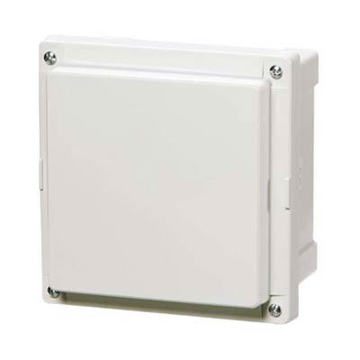 Fibox AR10106SC Polycarbonate Electrical Enclosure w/Solid Cover