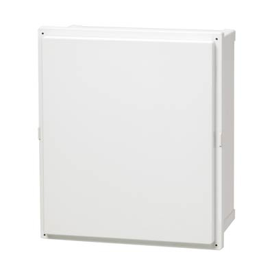Fibox AR16148SC Polycarbonate Electrical Enclosure w/Solid Cover