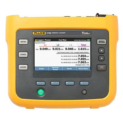 Fluke FLUKE-1732/B Energy Logger Basic Version