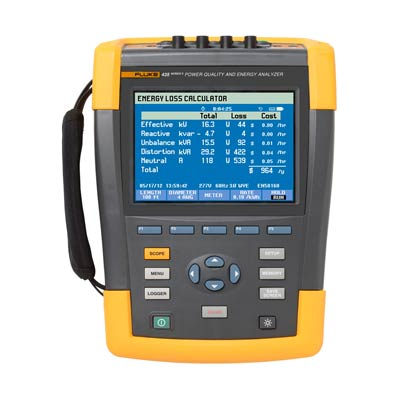 Power Quality Loggers & Recorders
