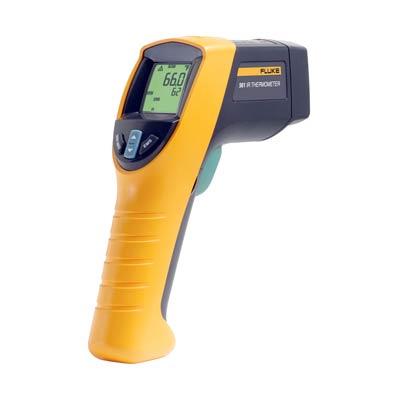 Fluke 561 Handheld HVAC IR Thermometer