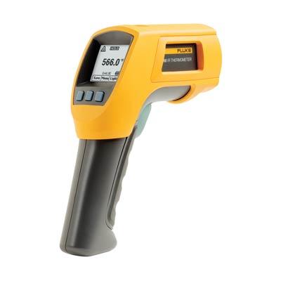 Fluke 566 Handheld IR Thermometer
