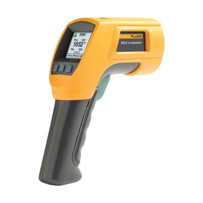 Fluke 572-2 Hi-Temp Handheld IR Thermometer