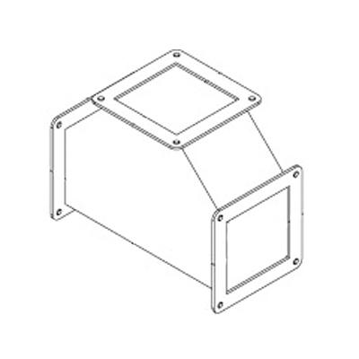 Hammond 1487CT Tee Fitting